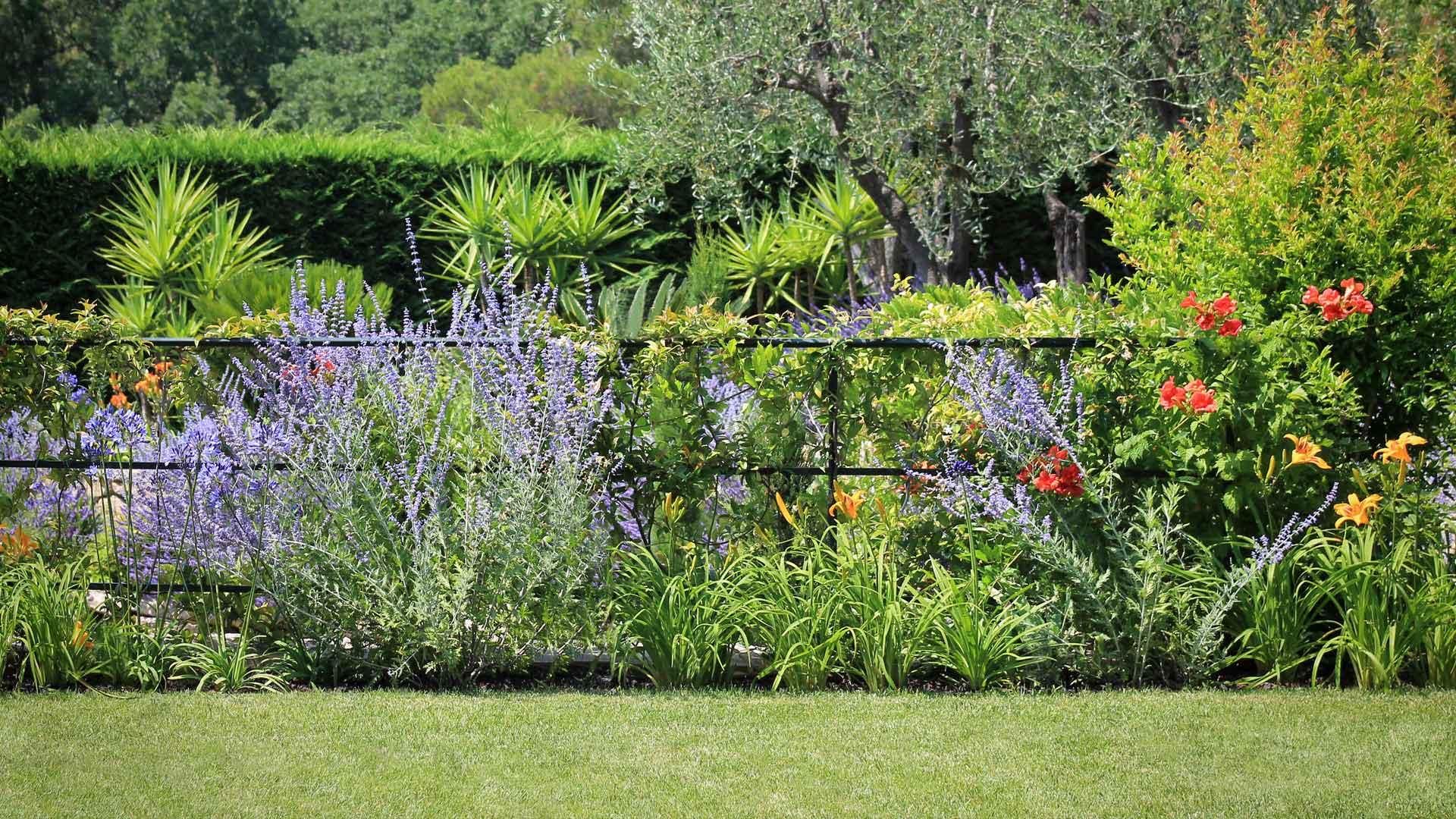 Mettalic Gardens
